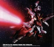 Gundam Throne Eins Turbulenz - Story Photo