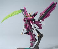 HGBD Gundam Love Phantom (Pose 2)