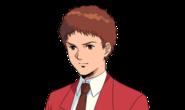 SD Gundam G Generation Genesis Character Face Portrait 0370