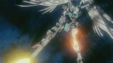 015 XXXG-00W0 Wing Gundam Zero Custom (from Mobile Suit Gundam Wing Endless Waltz)