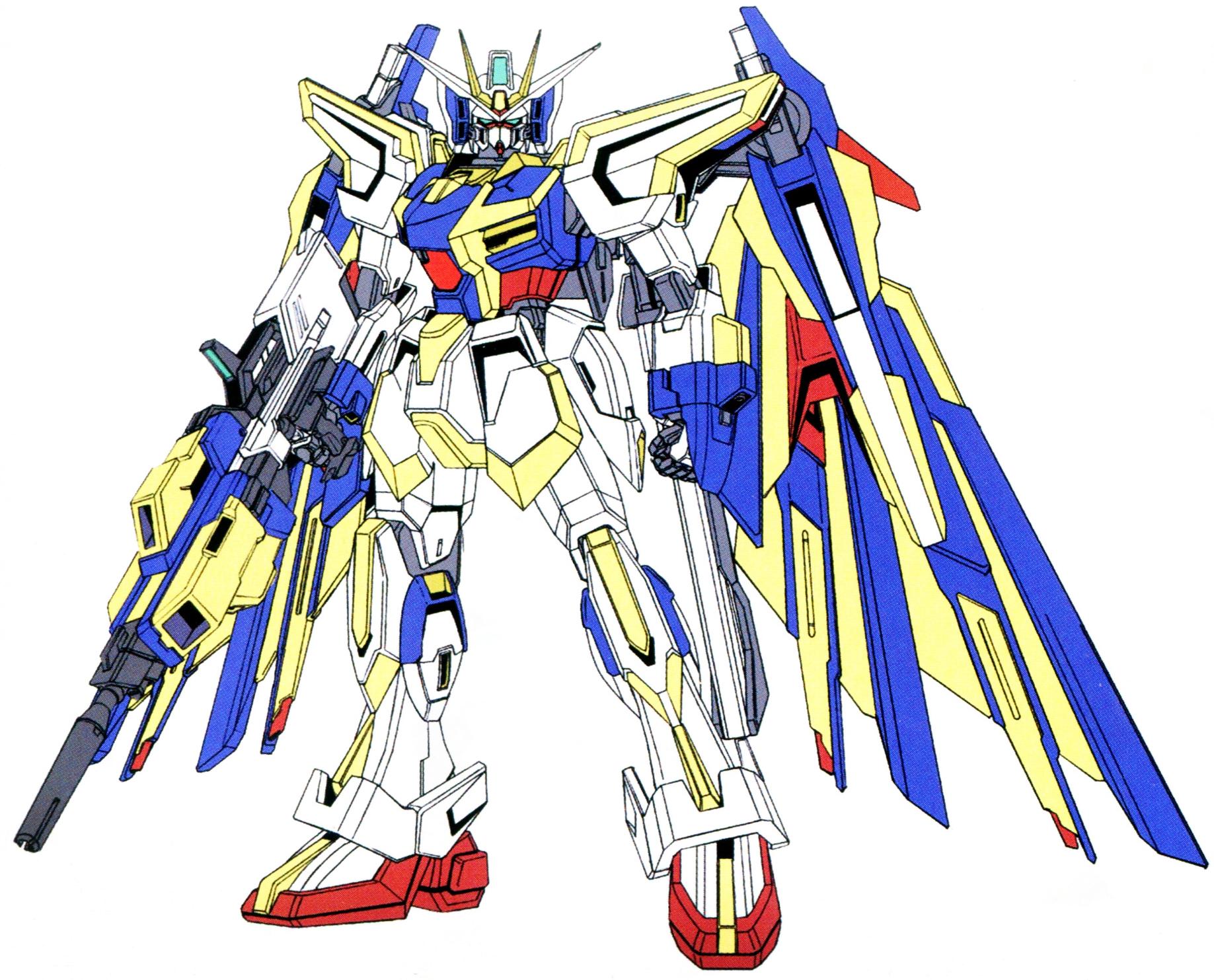 Extreme Gundam Type Leos Ii Vs The Gundam Wiki Fandom