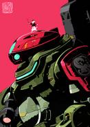 Grimoire Red Bere & Rommel from Ippei Gyoubu's twitter