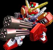 Gundam Heavyarms Custom GGCR
