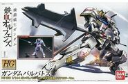 HG Gundam Barbatos Clear Color