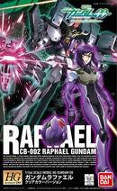 HG Raphael Gundam (Clear Color Ver.)