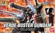 HG Verde Buster Cover