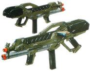 MSK-100S Land Combat Hyaku Shiki Kai - Beam Rifle