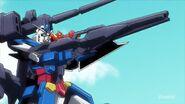 PFF-X7-E3 Earthree Gundam (Ep 07) 02