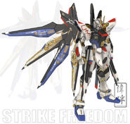 Strike Freedom Modificata by sandrum