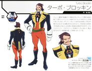 Character Profile Turbo Brockin