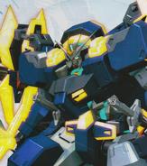 Extreme Gundam Tachyon Rephaser - Profile