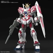 RX-9-C Narrative Gundam C-Packs (Gunpla) (Front)