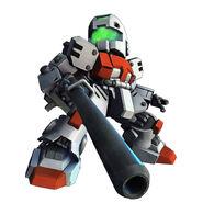 SD Gundam G Generation Genesis Zanny