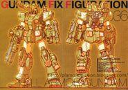 GFF FA 78-1 Gundam