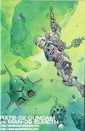 Gundam 'The Origin' Mechanic Archive RX78-02 6