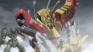 Gundam Astray Red Frame Flame (Trailer) 01