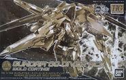 HGBD Gundam 00 Diver Ace -Gold Coating-