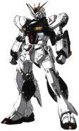 Nu Gundam Metal Structure - Front