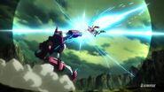 SB-011 Star Burning Gundam (GM's Counterattack) 10