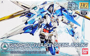 HGBD Gundam 00 Diver Ace -Special Coating-