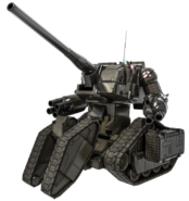 RTX-440 Ground Assault Type Guntank BO2