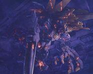 Unicorn Gundam 02 Banshee Norn by Hajime Katoki