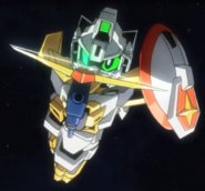 Winning Gundam Beam Bow Gun
