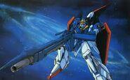 Zeta gundam hyper mega launcher