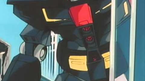 014 MRX-009 Psyco Gundam (from Mobile Suit Zeta Gundam)