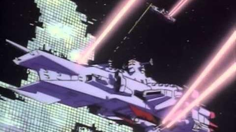 081 AMX-002 Neue Ziel (from Mobile Suit Gundam 0083)