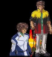 Gundam info Character Sheet Andrew Waltfeld
