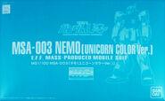 MG Nemo -Unicorn Color Ver.-