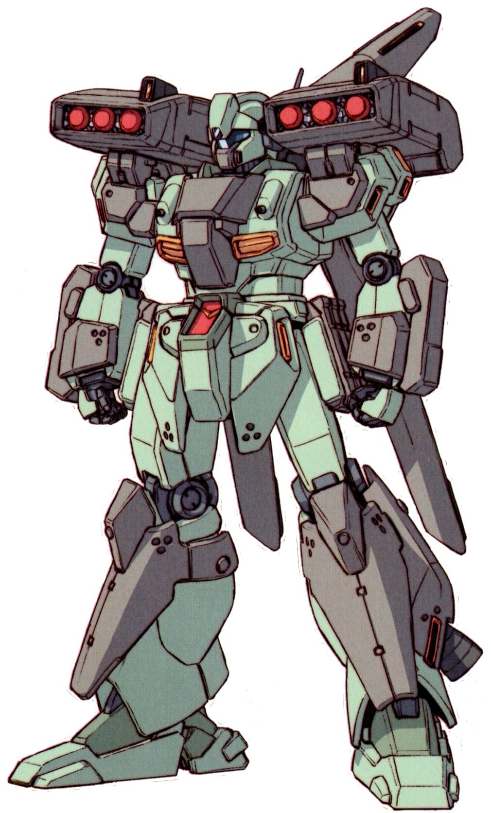 RGM-89S Stark JeganFan Feed