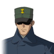 ZAFT Field Officer (G Gen Wars)