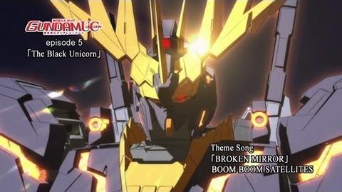 """MOBILE SUIT GUNDAM UC"" episode 5 Trailer 2 (English)"