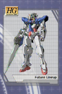 Gundam Exia Repair II - Ebikawa Artwork (Low-Quality)
