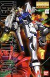 MG - F91 Gundam F91 - Boxart