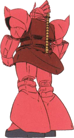 Rear (Char Aznable Custom)