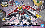 SDCS Phoenix Gundam
