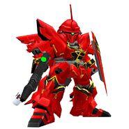Sinanju Super Robot Wars X-Ω