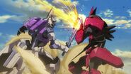 ASW-G-66 Gundam Kimaris Trooper (Episode 25) 05