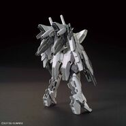CB-9696G-C-T Reversible Gundam (Gunpla) (Rear)