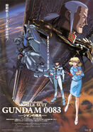 Gundam 0083 Movie Poster