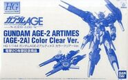 HG AGE-2A Color Clear Ver.
