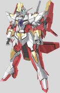 CG Reborns Origin Gundam
