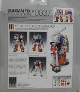 GFF 0037 PerfectrGundam FrameModel box-back