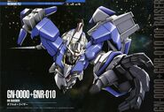 GN-0000+GNR-010 00 Raiser (Gundam Perfect File)
