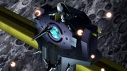 GN Rail Laser Destroyed