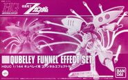 HGUC Qubeley Funnel Effect Set