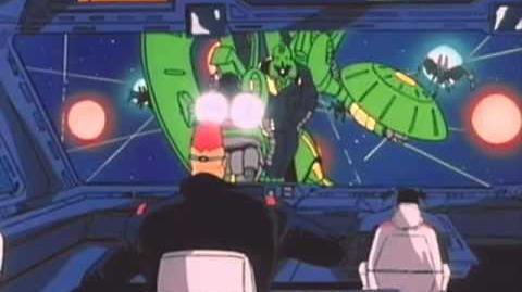 075 PMX-001 Palace Athene (from Mobile Suit Zeta Gundam)